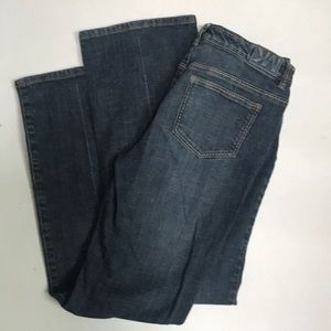 Michael Kors Bootcut Jeans With Stitching